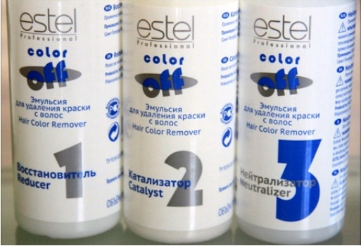Купить Estel Color Off