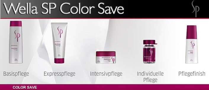 Wella SP Color Save Защита цвета