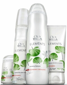 Wella Elements Натуральная линия