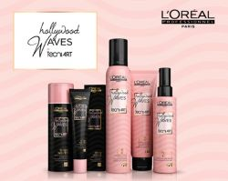 Loreal Hollywood Waves