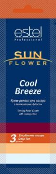 Estel Крем-релакс для загара Sun Flower Cool Breeze