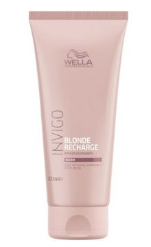 Велла Бальзам для теплых светлых волос Wella Color Recharge