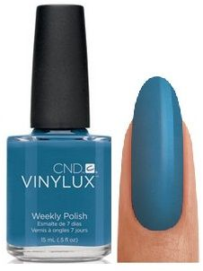 CND Vinylux Blue Rapture № 162