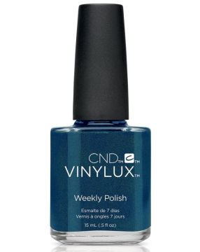 CND Vinylux Peacock Plume Хвост Павлина №199