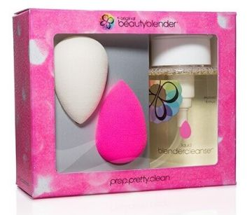 Beautyblender Подарочный набор prep.pretty.clean