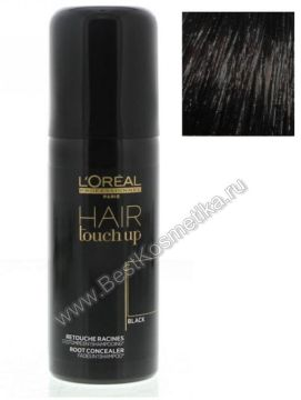 Loreal hair touch up Консилер Черный