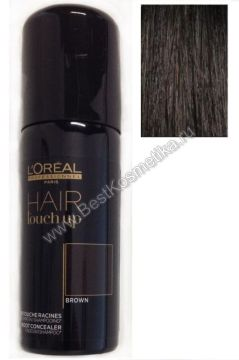 Loreal hair touch up Консилер Коричневый