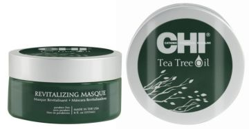 CHI Tea Tree Oil Восстанавливающая маска с маслом чайного дерева
