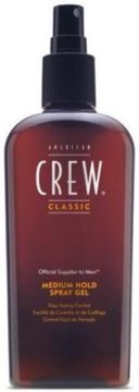 American Crew Classic Спрей-гель для волос средней фиксации Medium Hold Spray Gel