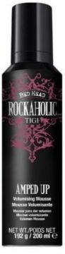 Tigi Мусс для объема волос Rockaholic Amped Up