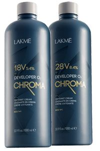 Lakme Chroma Developer 5.4,8.4% Оксид