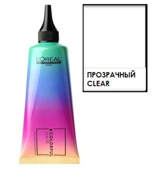 Loreal ColorfulHair Прозрачный Crystal Clear