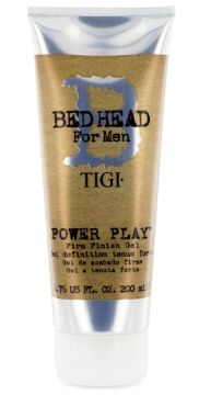 TiGi Bed Head For Men Гель сильной фиксации Power Play Firm Finish Gel