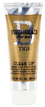 TiGi Bed Head for Men Clean Up Кондиционер Мятный Peppermint Conditioner