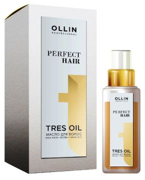 Ollin Perfect Hair Tres Oil Масло для волос