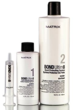 Matrix Bond Ultim8 Набор Трэвел Шаг 1-2