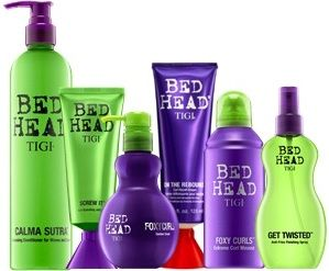 Tigi Bed Head Для Кудрявых