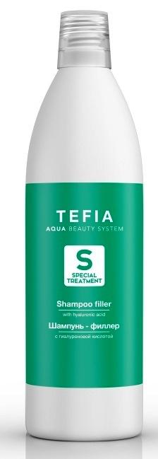 Шампуни для волос Tefia купить в интернет-магазине OZON.ru