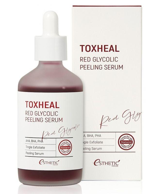 пилинг сыворотка гликолевая toxheal